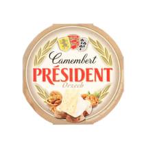 Valgehallitusjuust Camembert pähklitega 120g