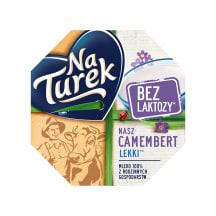 Siers camembert light bez laktozes 120g