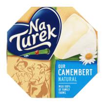 Sūris kamambertas NATUREK NATURAL, 120g