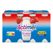 Jogurtijook maasika Actimel 8x100g