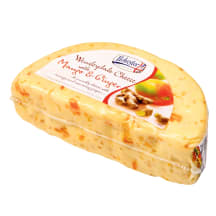 Sūris su mangu ir imb. WENSLEYDALE, 1kg