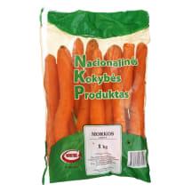 Fasuotos morkos NKP, 1 kg