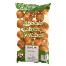 Fasuoti svogūnai NKP, 1 kg