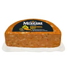 Čed. sūris MEXICANA su pap., 50% rieb., 1kg