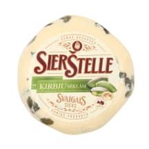 Siers Sierštelles ar ķirbju sēklām kg