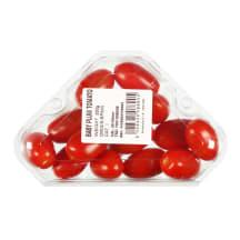 Mažieji slyviniai pomidorai, 1 kl., 250 g
