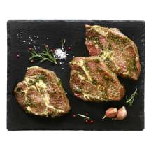 Kiaulienos sprandinė lauk.česn.marin., 1kg