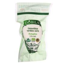 Ekol. varškės sūris DOBILAS, 13% rieb., 1kg