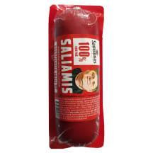 Karštai rūkyta dešra SAMSONO saliamis, A,350g