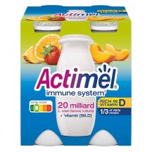 Jogurtijook puuvilja Actimel 4x100g