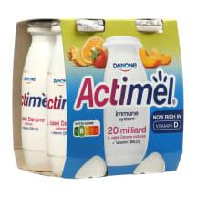 Įv. vais. jogurt. gėrimas ACTIMEL,1,5%,4x100g