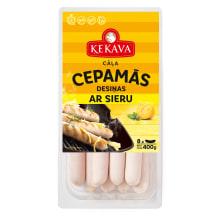 Desiņas Cepamās ar sieru 400g