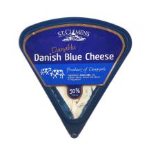 Sūris su mėl. pelės. DANABLU, 50% rieb., 100g