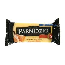 Kietasis sūris PARNIDŽIO, 38% riebumo,  200g