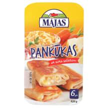 Pankūkas Mājas ar siera salātiem 420g