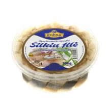Silkių filė su marinuotais svogūnais, 500g