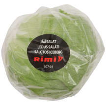 Jääsalat Rimi 1kl, kg