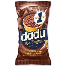 Šokoladinis plombyras DADU, 120 ml