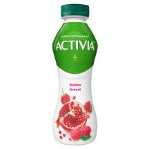 Dzer. jogurts Activia aveņu, granātābolu 300g