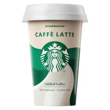 Kohvijook Latte Starbucks 220ml