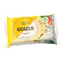Puskietis sūris VILVI GOUDA, 48% RSM, 240 g