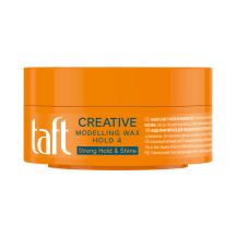 Plaukų model. vaškas TAFT CREATIVE LOOK, 75ml