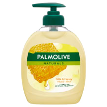 Vedelseep Palmolive milk&honey 300 ml