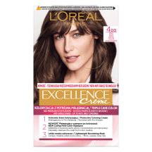 Püsivärv L'oreal Excellence Crème N°4