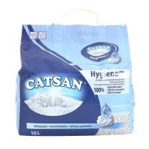 Kaķu smiltis Catsan necementējošas 10l