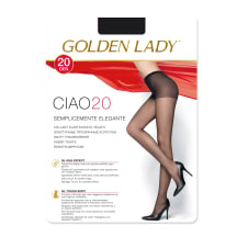 Sukkpüksid Golden Lady Ciao 20den 2 nero