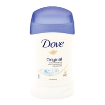 Piešt. mot. dezodorantas DOVE ORIGINAL, 50 ml