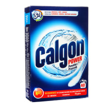 Vandens minkštiklis CALGON, 40 skalb., 1kg