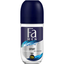 Vyr.rutul. dezodorantas FA MEN SPORT, 50ml