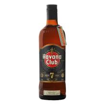 Rums Havana Club 7YO 40% 0,7l