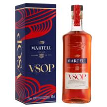 Cognac Martell VSOP RD BRL 40% 0,35l karbis