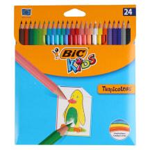 Värvipliiatsid BIC Tropicolor 24tk AW21