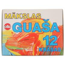 Guašo rinkinys 12 col.x22ml