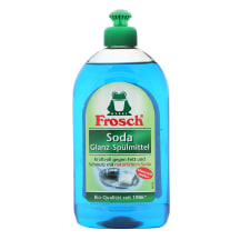 Indų plovimo gelis su soda FROSCH,500ml