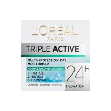 Dienas krēms Loreal de triple active 50ml