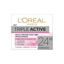 Päevakreem L'Oreal Triple Active 50ml