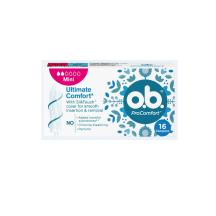 Tamponi OB pro comfort mini 16gab.
