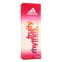Tualettvesi Adidas Fruity Rhythm 50ml