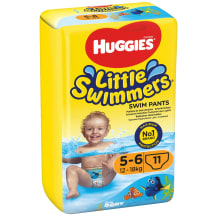 Sauskeln. HUGGIES SWIMMERS 12-18KG,11vnt