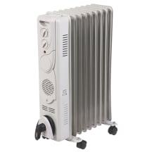 Eļļas radiators Comfort ar ventil. 2000W