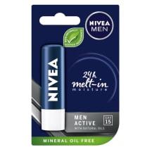 Lūpu kopšanas līdzeklis Nivea Active Care