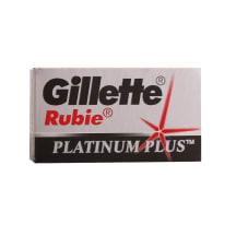 Žiletes Gillette Rubie Platinum Plus 5 gab.