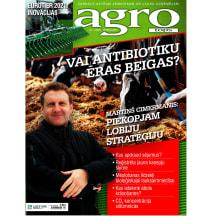 Žurnāls Agro Tops