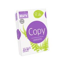 Koopiapaber Rey Copy A4 80G/M2,500 Lehte