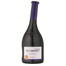 Raudon.sausas vynas J.P.CHENET MERLOT, 0,75l