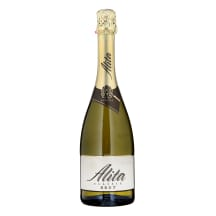 Putojantis sausas vynas ALITA BRUT, 0,75l